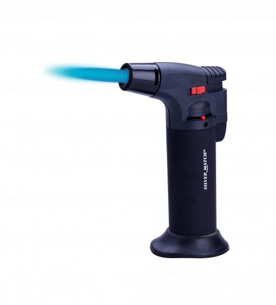 Gasbrenner Silver Match / Feuerzeug